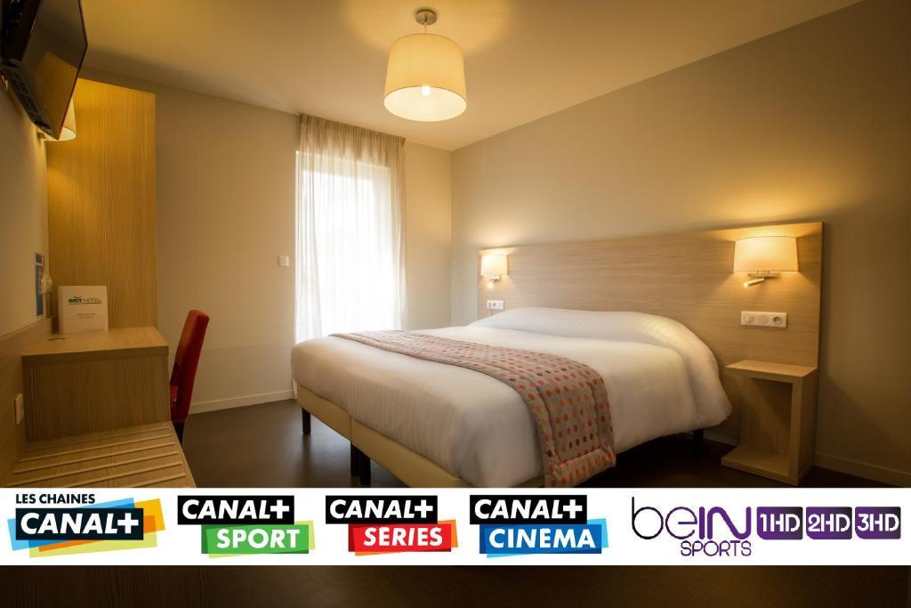 Brit Hotel Brive La Gaillarde - Restaurant La Limousine Malemort-sur-Correze, France