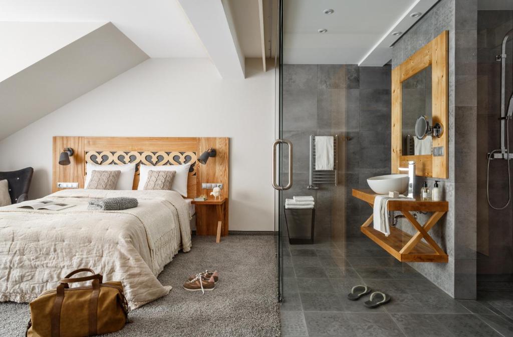 Pokój w obiekcie Villa Nova