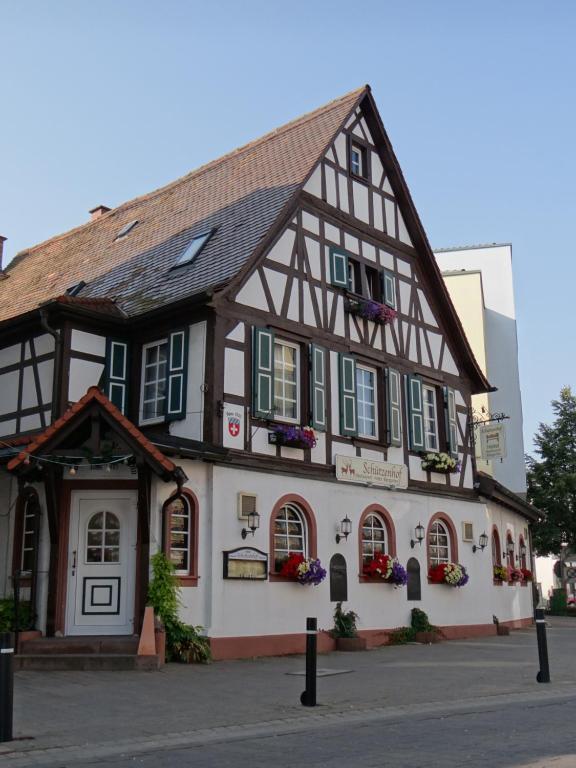 Hotel Schützenhof mit Lockdownmenü