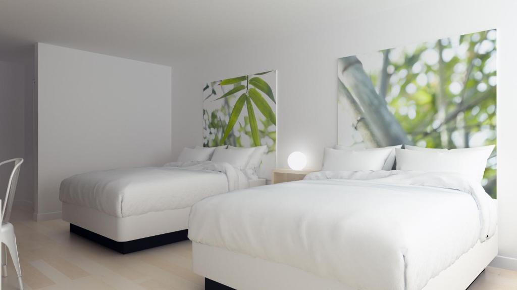 Um quarto em GreenPoint Hotel Kissimmee