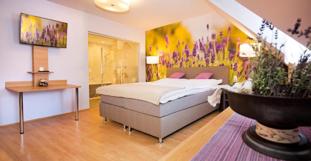 A room at Hotel & Wirtshaus Hödl-Kaplan