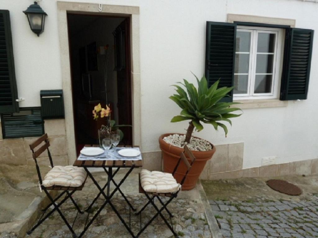 A porch or other outdoor area at Casa do Briamante 9