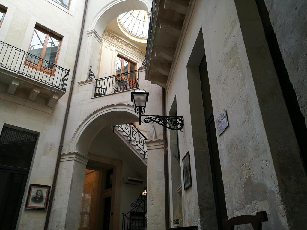 Palazzo Giaraca Siracusa, Italy