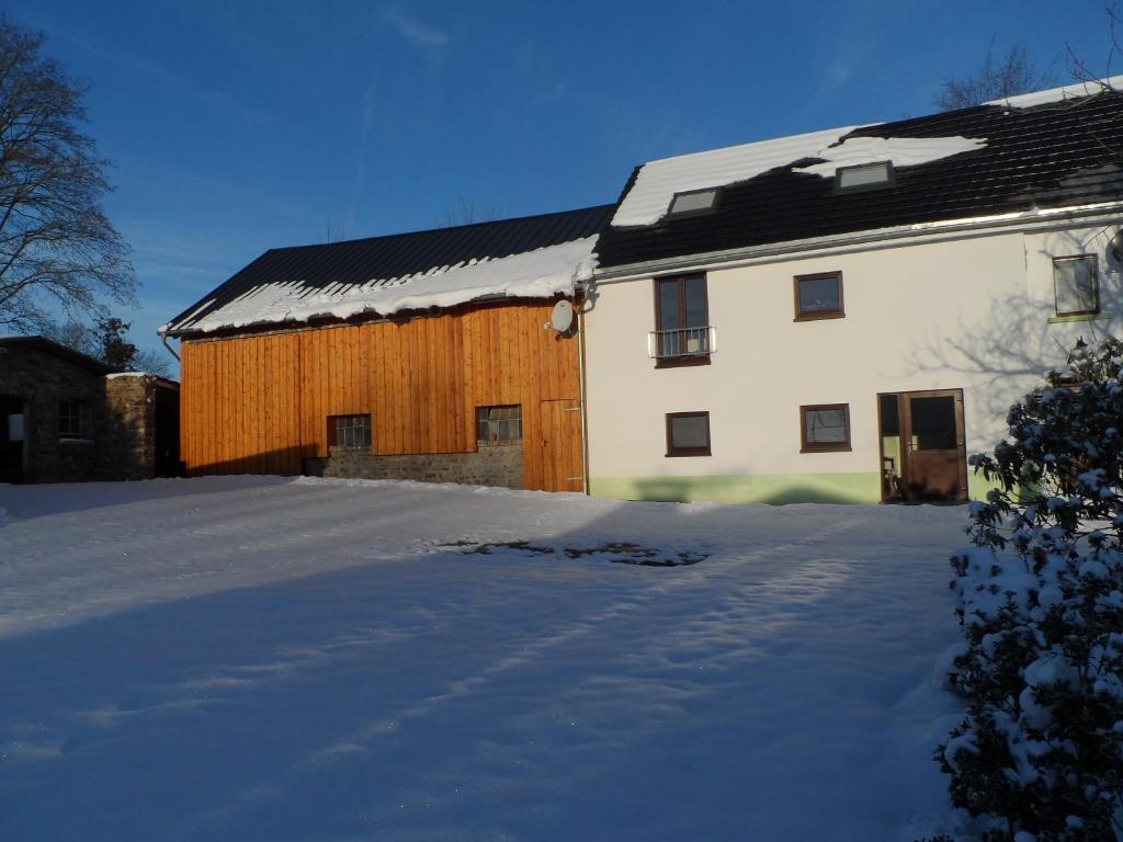 De Ploeg during the winter