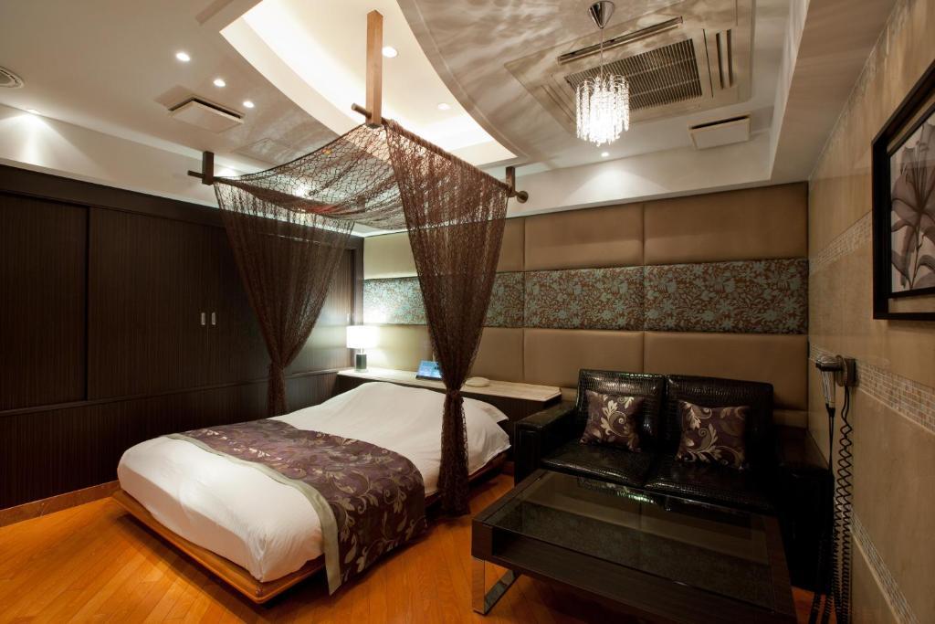 A room at HOTEL AN Shinjuku Kabukicho (Adult Only)