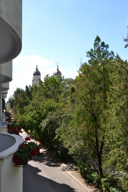 מרפסת או טרסה ב-Casa de Oaspeți Sfântul Nicolae