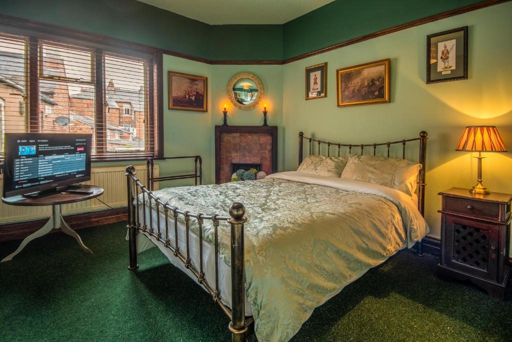 A room at Golden Eagle