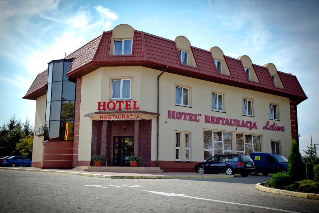 Hotel Restauracja Leliwa Przeworsk, Poland