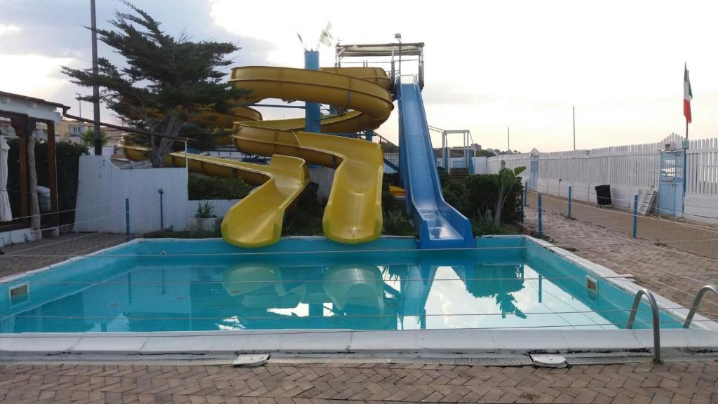 Area giochi per bambini di Holiday park Home