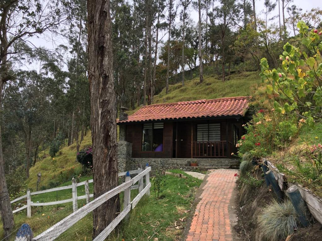 Cabañas Valle del Cocora La Truchera