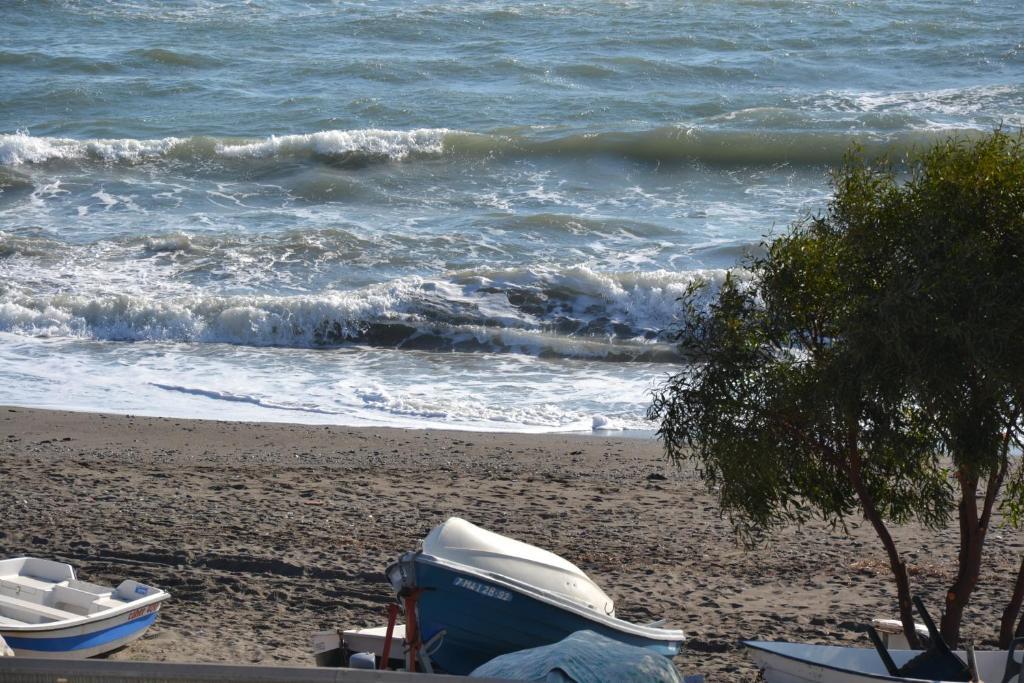 Playa de o cerca de esta casa o chalet