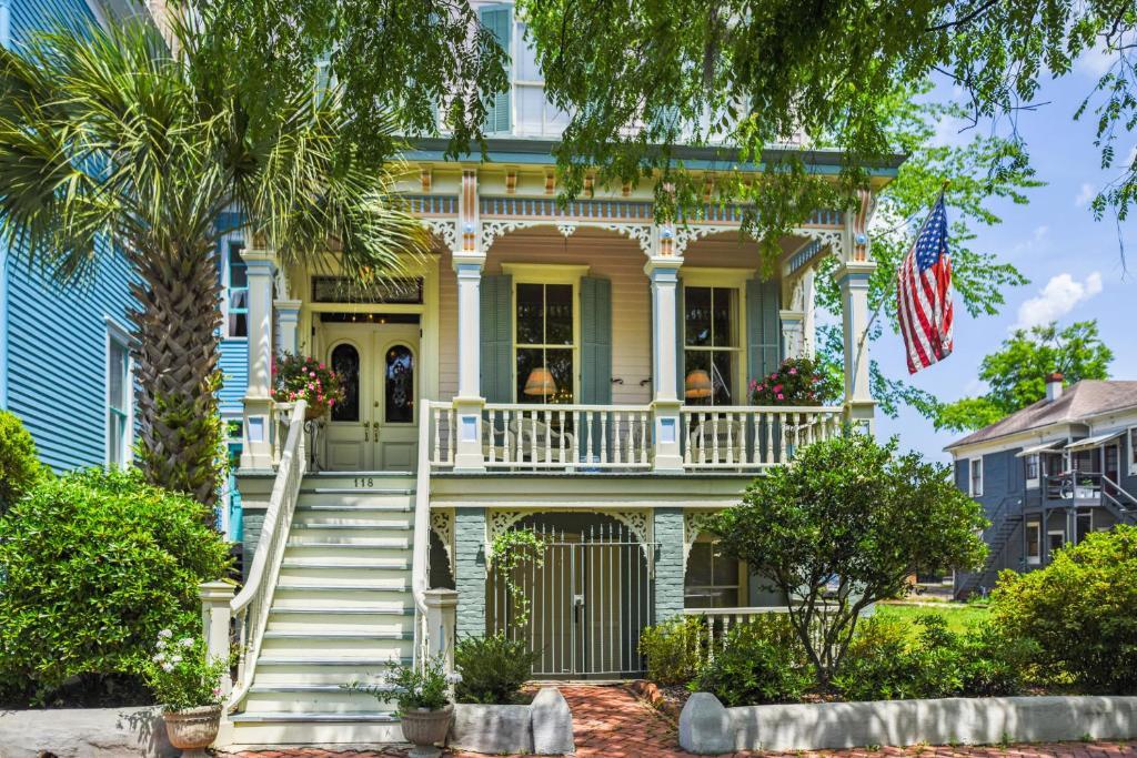Catherine Ward House Inn Savannah