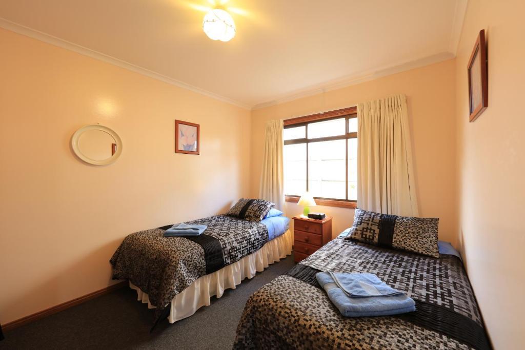 A room at Arthur River Holiday Units