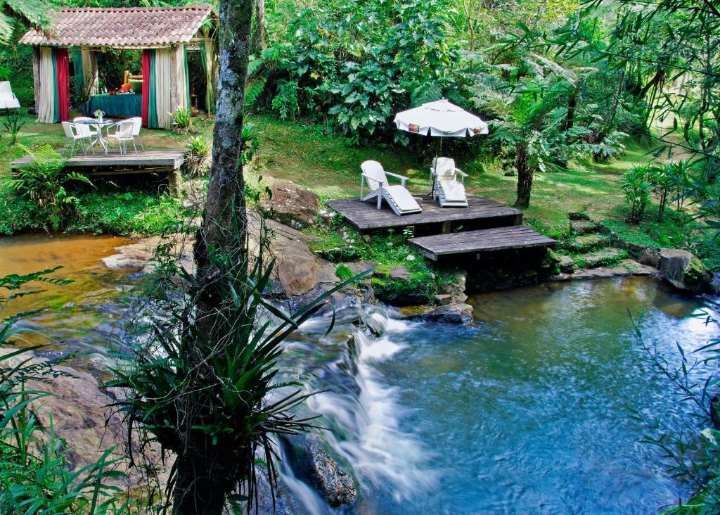 Pousada Fazenda do Mel (Brasil Visconde de Mauá) - Booking.com