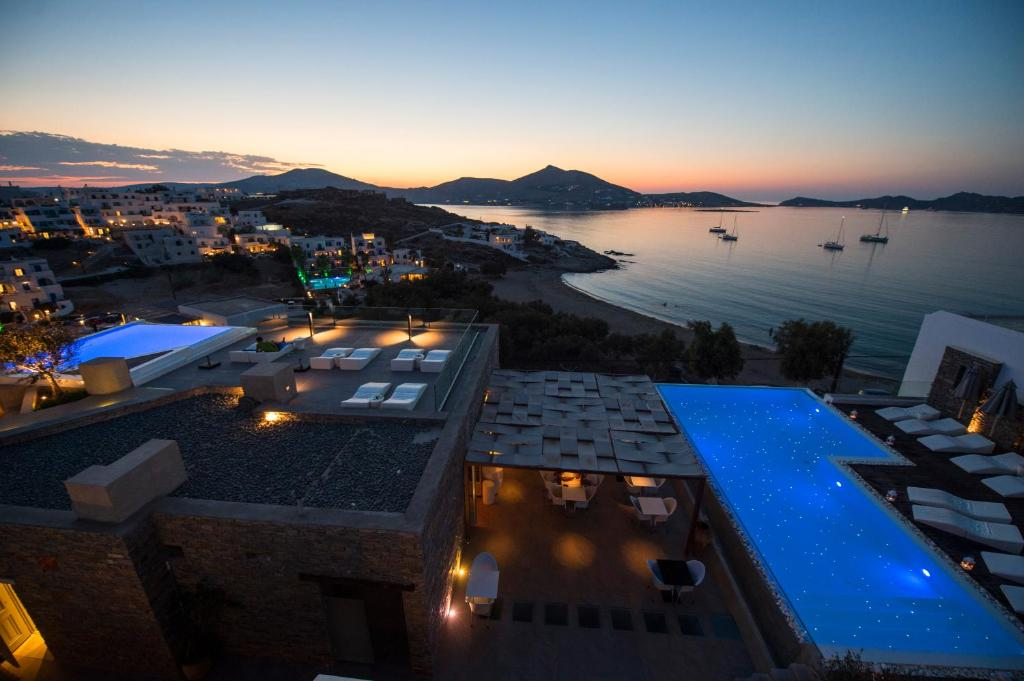 A view of the pool at Hotel Senia - Onar Hotels Collection or nearby