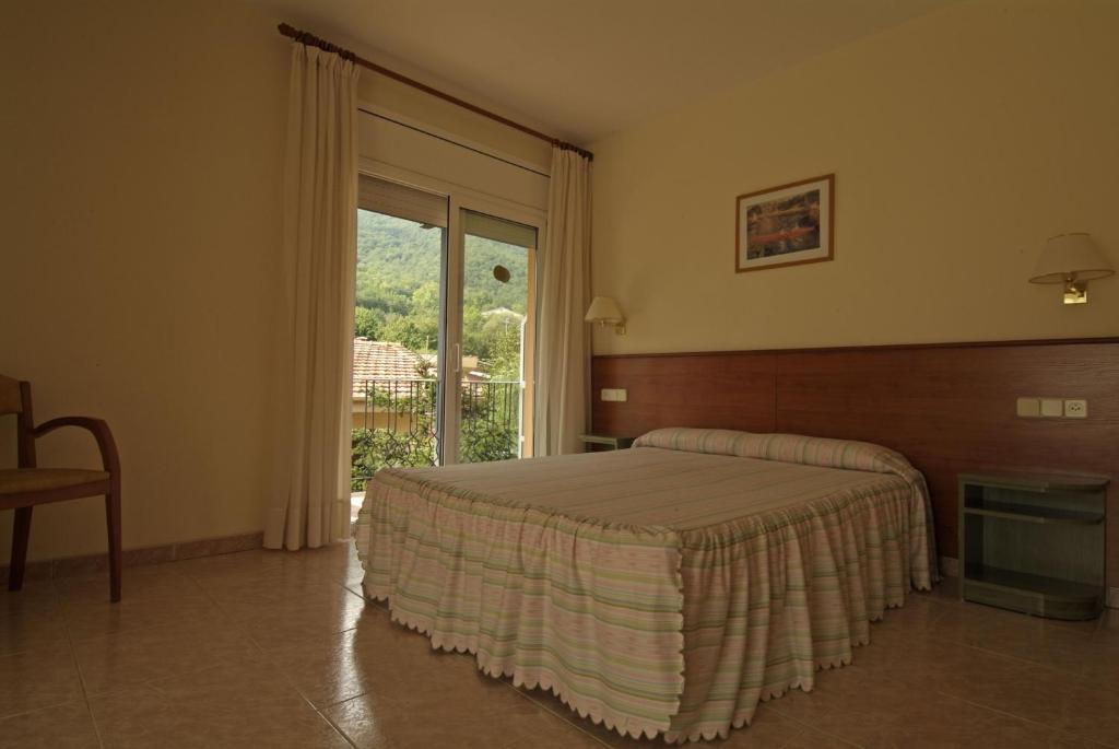 A room at Fonda Finet
