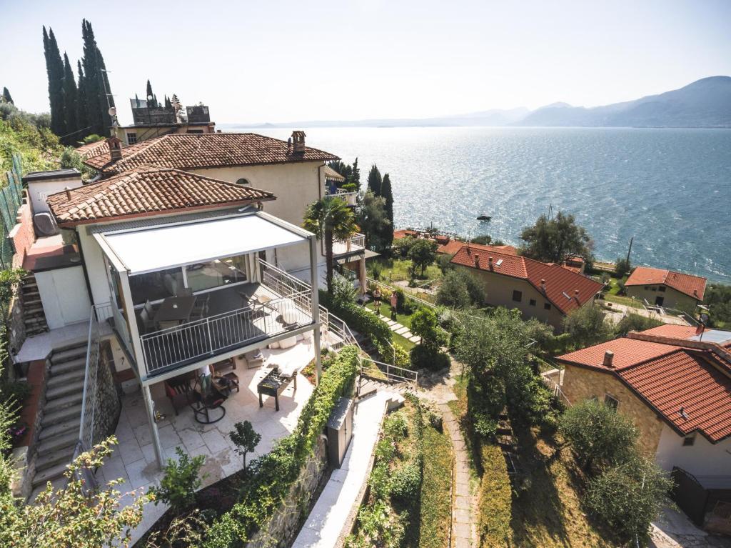 A bird's-eye view of Residence La Mignon - Terrazza