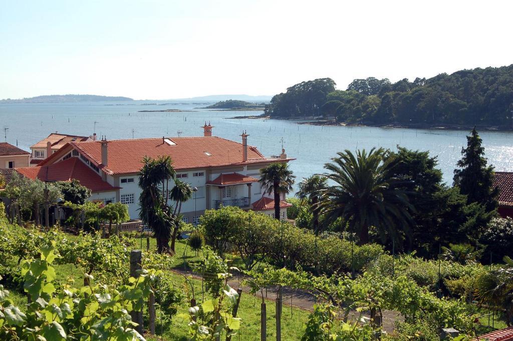 Vista general desde el hotel