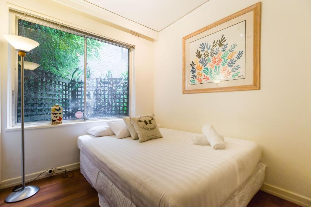 A room at Selena - Beyond a Room Private Apartments