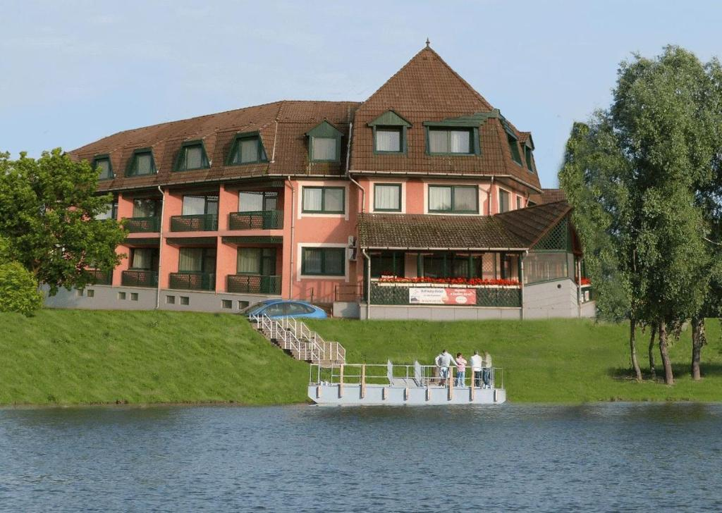 Hableany Hotel Tiszafured, Hungary
