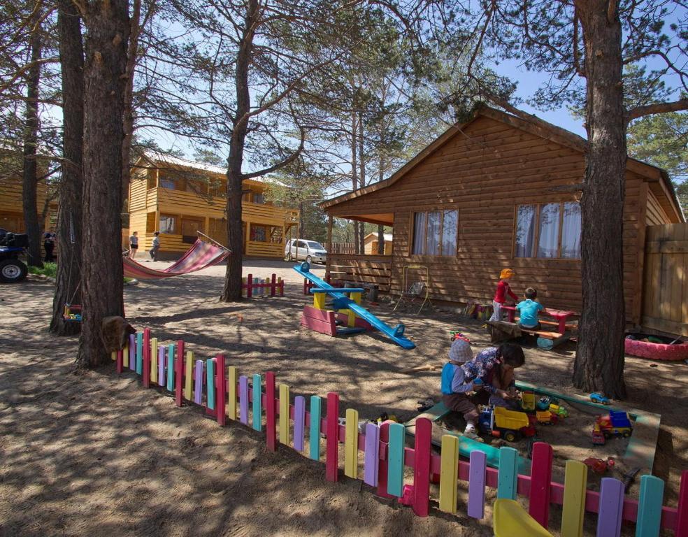 Детская игровая зона в Oazis