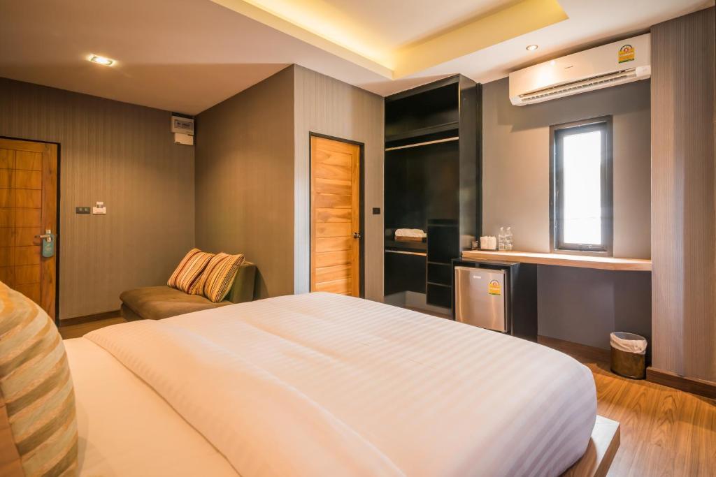 Le Terrarium Bed & Sleep Chiang Rai