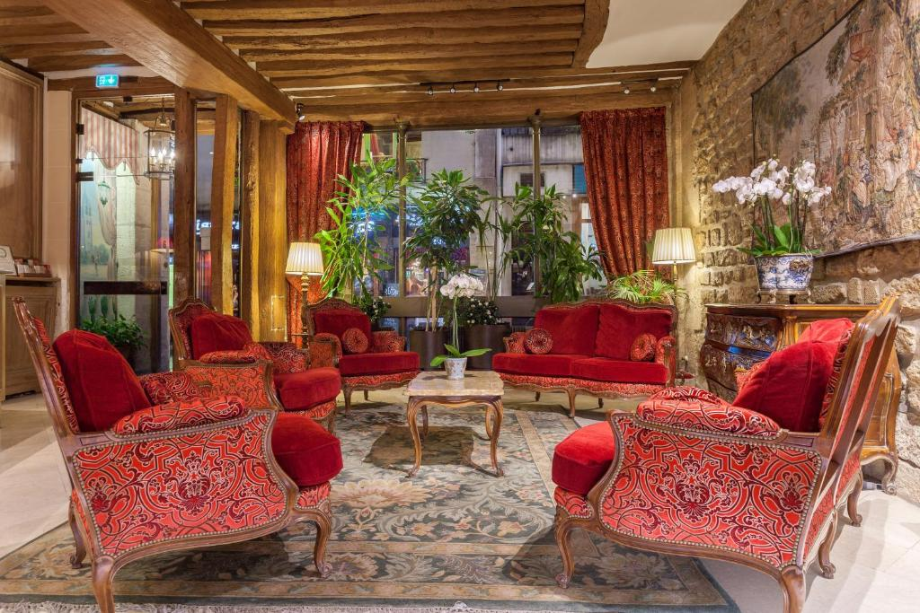 Grand Hotel de L'Univers Saint-Germain Paris, France
