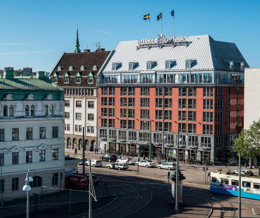 Hotel Opera Gothenburg, Sweden