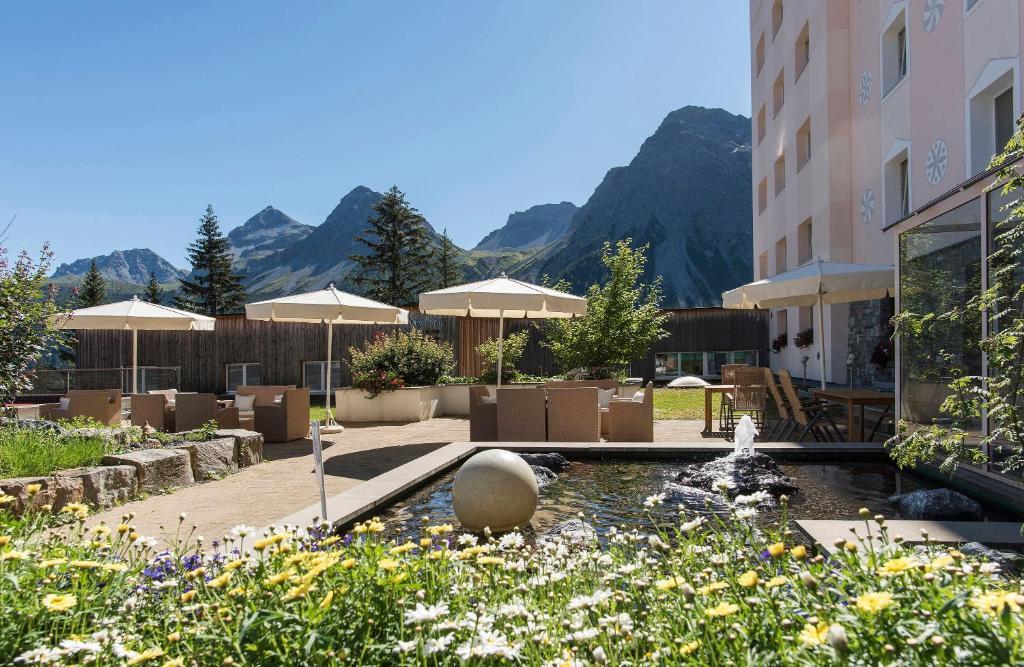 Sunstar Hotel Arosa Arosa, Switzerland
