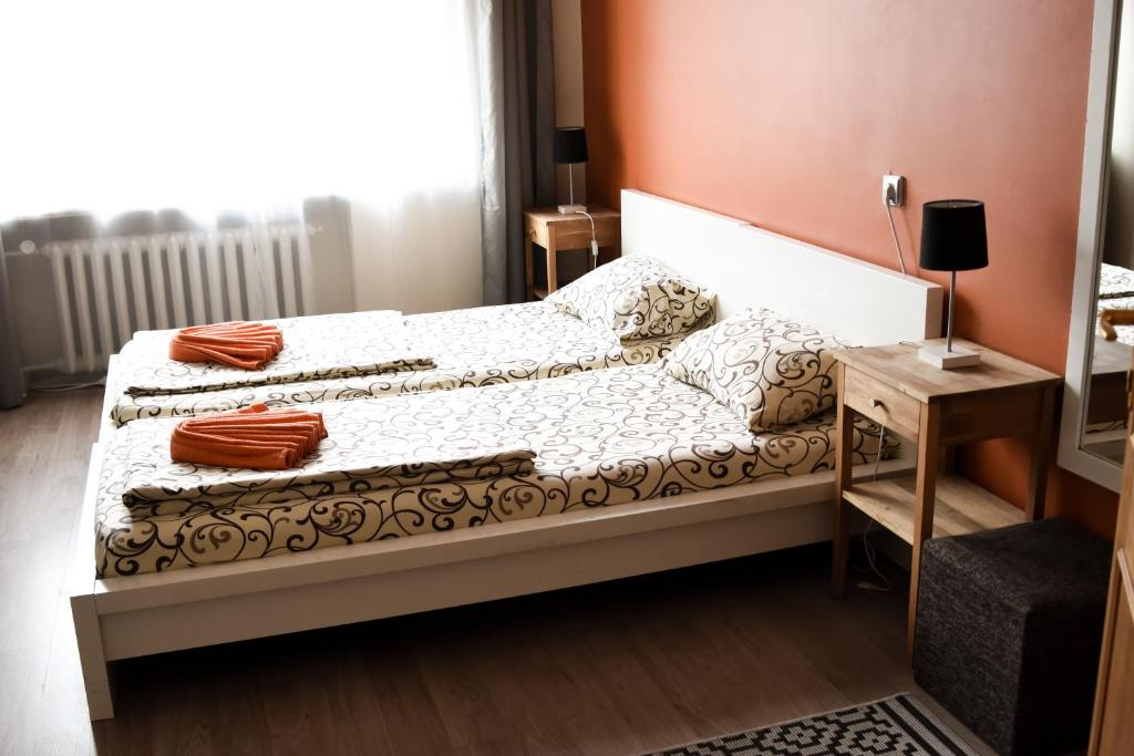 "A room at R Hostel ""Easy Kaunas"""