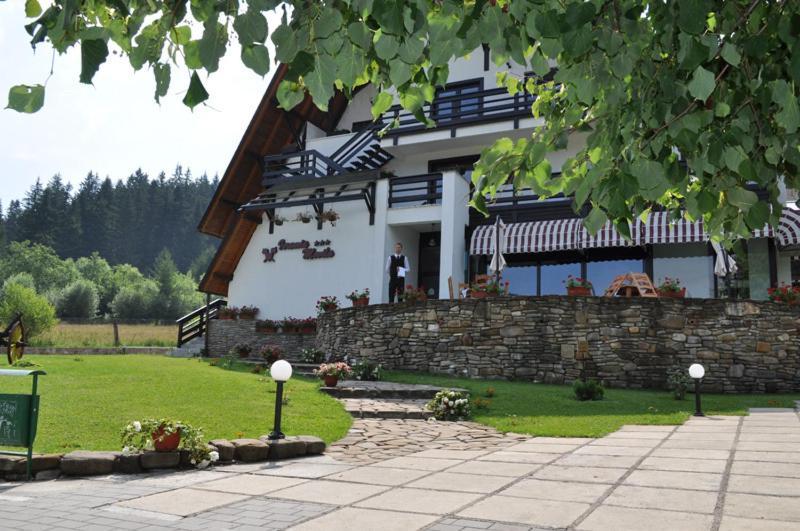 Hotel Ieremia Movila Sucevita, Romania