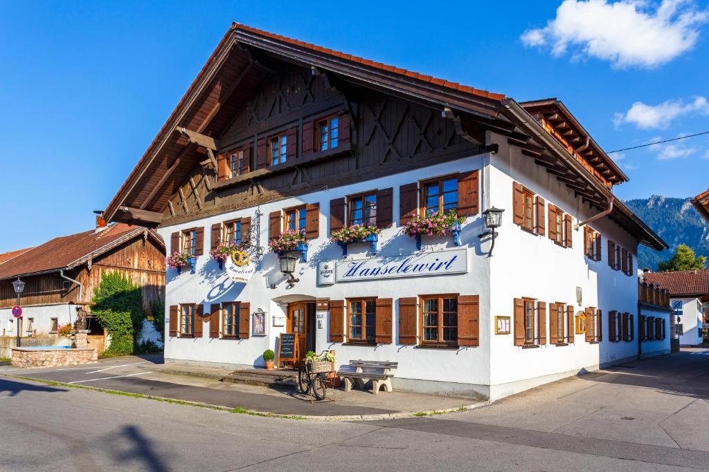 Hotel Hanselewirt im Winter
