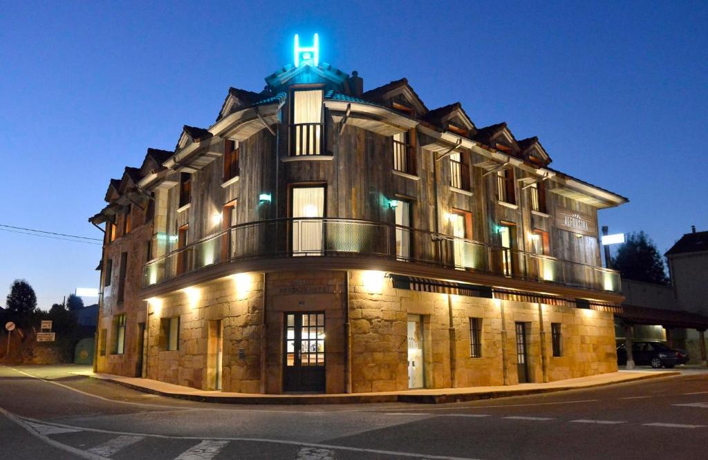 Hotel La Alfonsina Santibanez de Villacarriedo, Spain