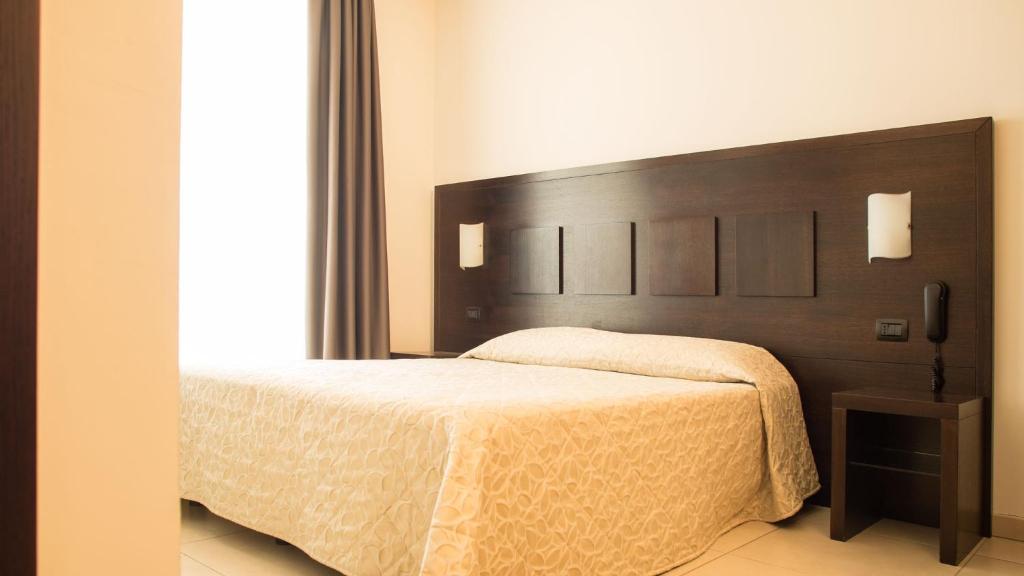 A room at Hotel I Crespi
