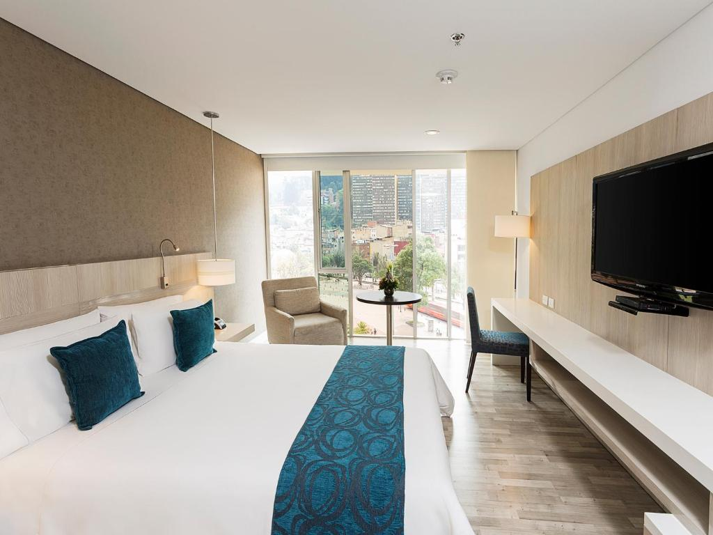 Phòng tại Hotel bh Bicentenario