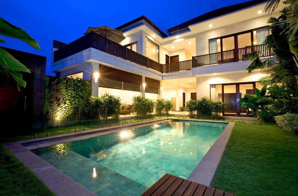 Villa Echo Taman Bali Canggu Indonesia Booking Com