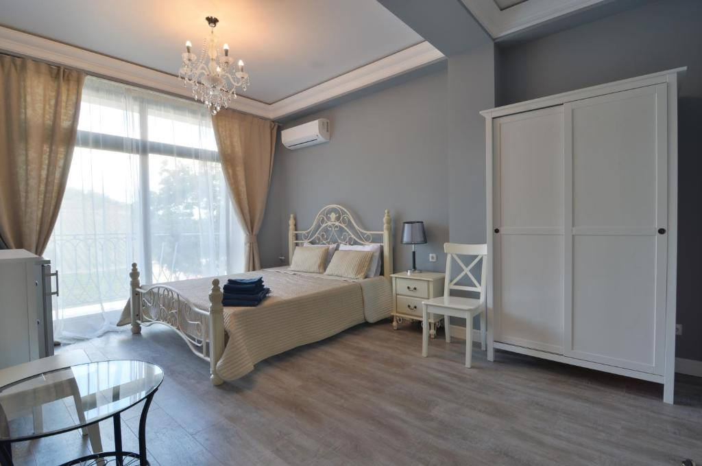 A room at Guest House Riviera