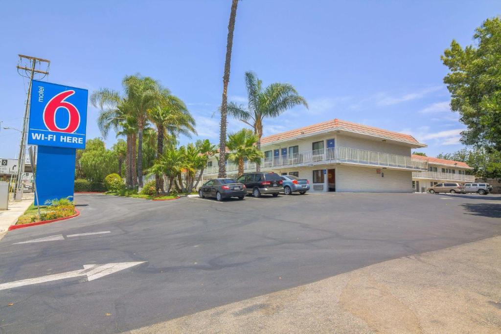 Motel 6-Simi Valley, CA