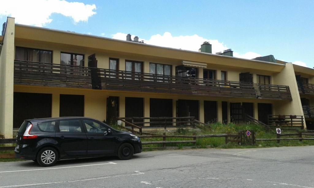 The facade or entrance of Appartement - Résidence Monoikos
