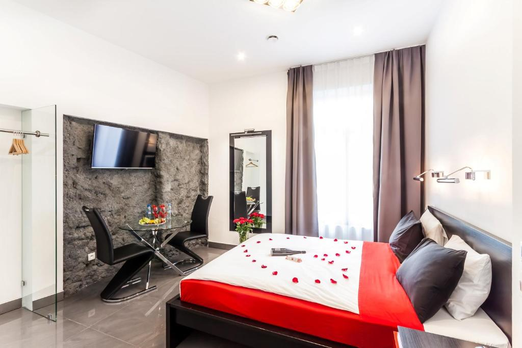 Pokój w obiekcie Komorowski Luxury Guest Rooms