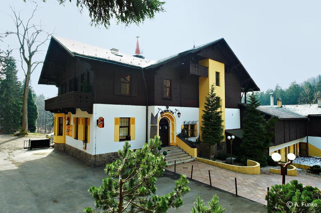 Hotel Orion Liberec, Czech Republic