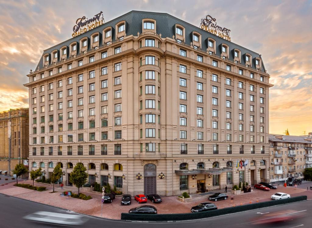 Fairmont Grand Hotel Kyiv, Kiev – Updated 2021 Prices