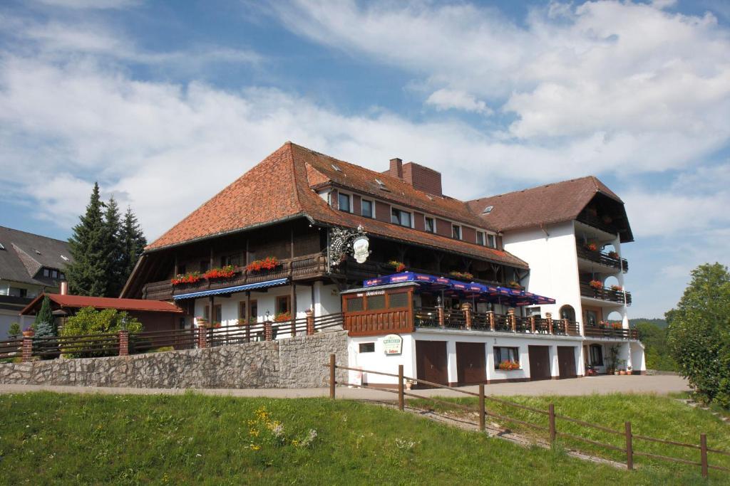 Parkhotel Waldlust Hausern, Germany