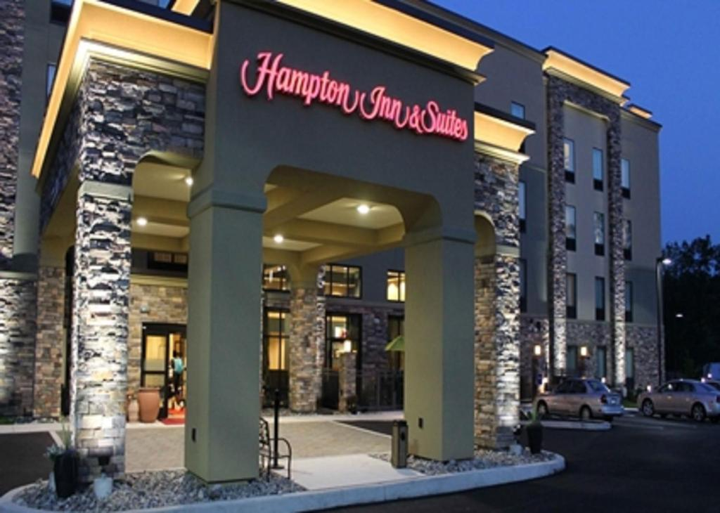 Hampton Inn & Suites Stroudsburg Bartonsville Poconos