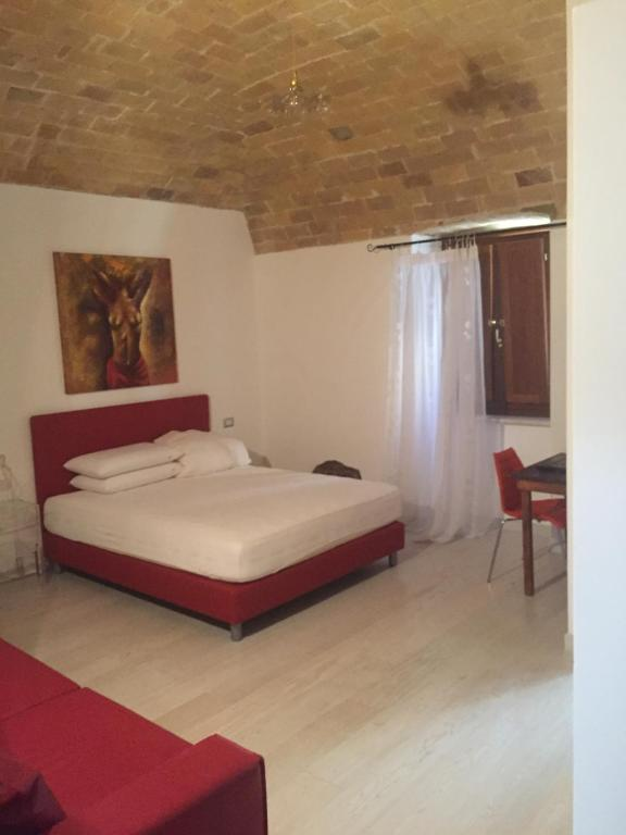 A room at B&b Il Pavone