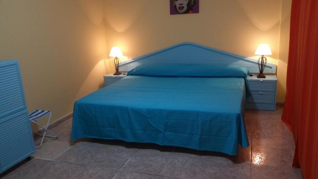 Pokoj v ubytování Viviendas XXIII