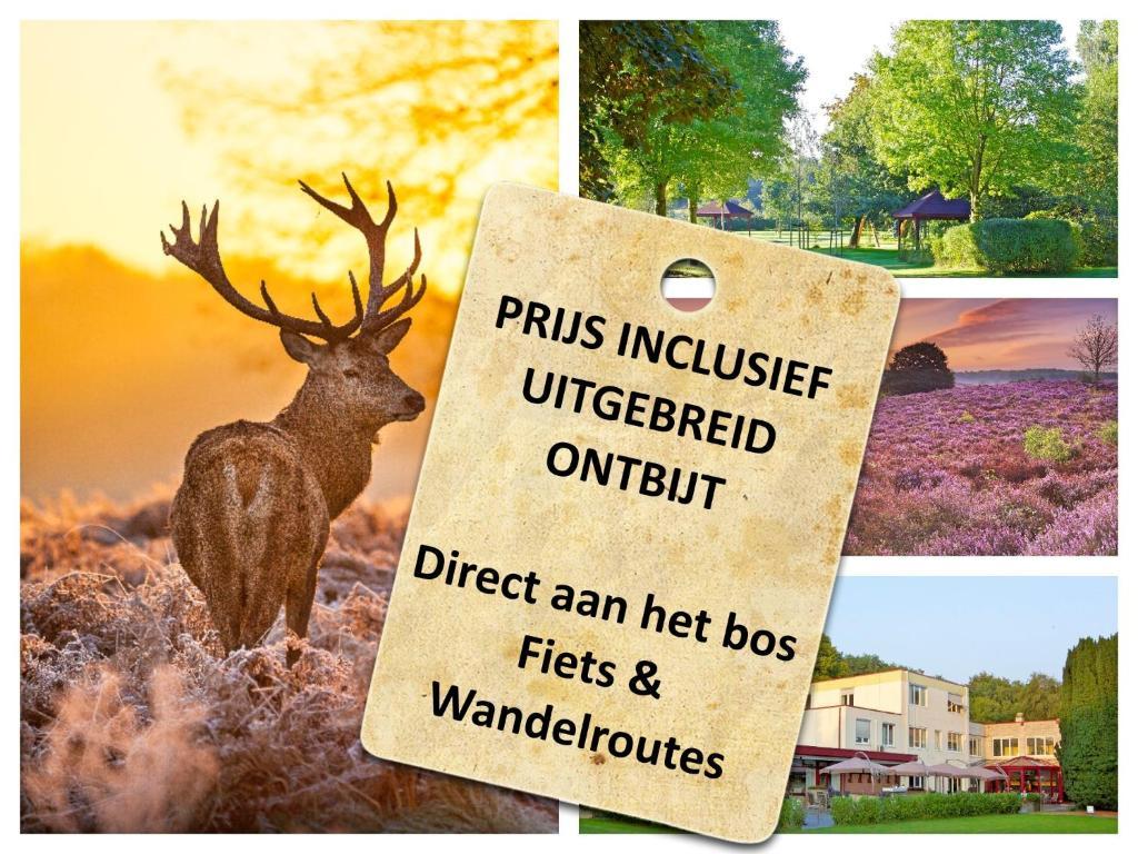 Parkhotel De Bosrand Ede, Netherlands