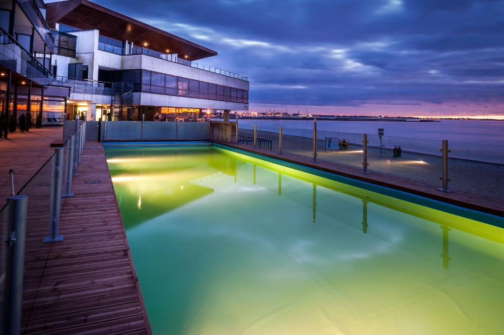 The swimming pool at or near Pirita Beach Apartments & SPA