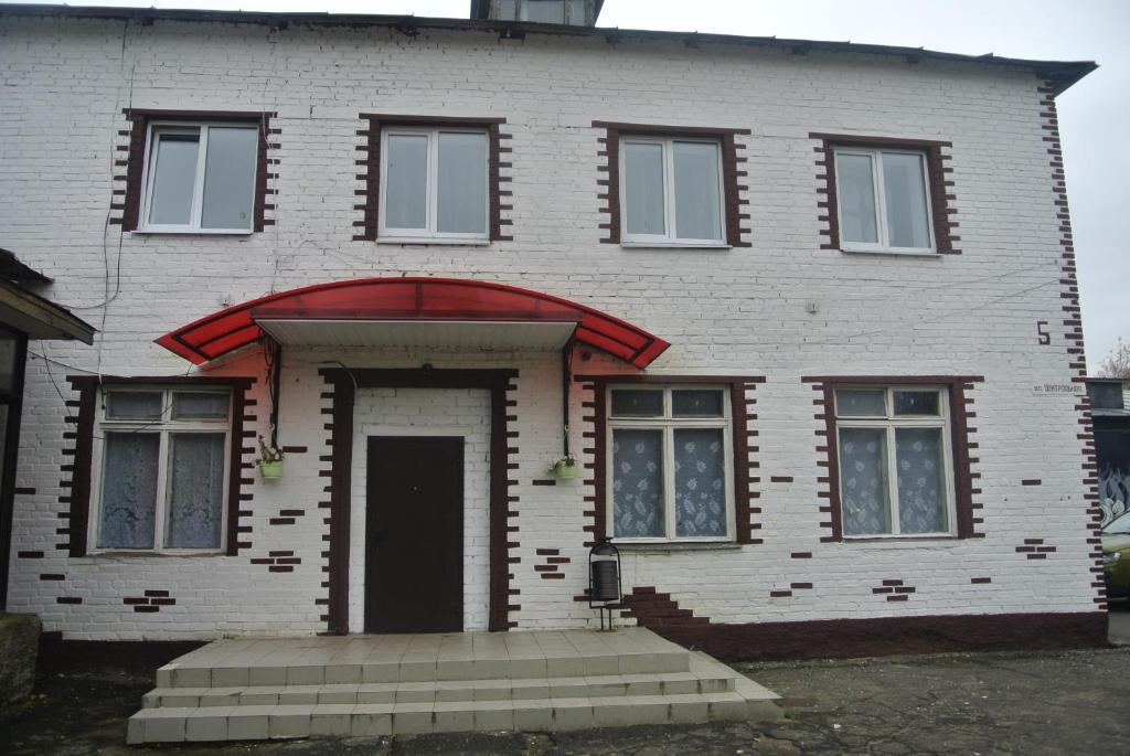 Фасад или вход в Мини-отель Smile