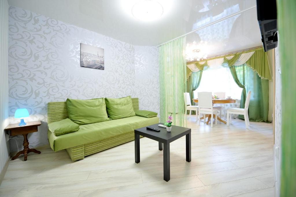 The lounge or bar area at Five Stars Park Gagarina